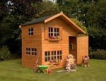 Callaghan Double Storey Playhouse 8x6