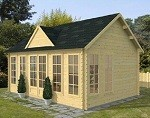 Bermuda Pool House 3.8m x 3.0m