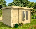 Swindon Log Cabin 2.5m x 4m
