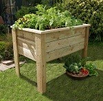 Deep Root Vegetable Planter -1m