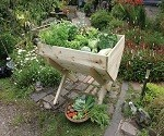 Vegetable Bed 0.6m - Grow Your Own
