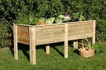 Deep Root Vegetable Planter -1.8m