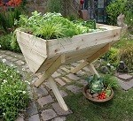Vegetable Bed 1.0m - Grow Your Own