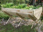 Vegetable Bed 2.0m - Grow Your Own
