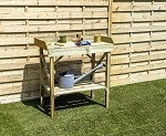 Economy Potting Table - Grow Your Own