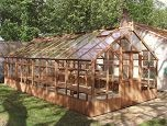 Falcon Timber Greenhouse 13'1 x 37'9