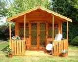 Doveridge Summerhouse 5x8 (1.52m x 2.43m)