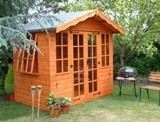 The Summerhouse 5x8 (1.52m x 2.43m)