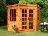 Coniston Corner Summerhouse 7x7 (2.13m x 2.13m)
