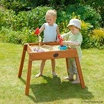 Build and Splash Sand and Water Table