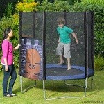 King's Fortress 6ft Trampoline and Enclosure
