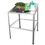 Aluminium Potting Station