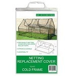 Jumbo Cold Frame Replacement Netting Cover