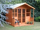 Popular Summerhouse 6x10 (1.82m x 3.04m)