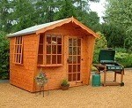 The Haywood Summerhouse 6x10 (1.82x3.04m)