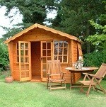 The Mayfield Summerhouse 10x12 (3.04mx3.65m)