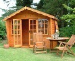 The Mayfield Summerhouse 5x8 (1.52m x 2.43m)