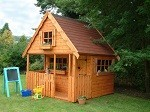 The Swiss Cottage Playhouse 10x8