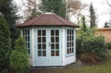 Lugarde Prima Rose Summerhouse