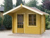 Lugarde Barcelona Log Cabin (250cmx250cm)