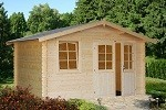 The Cahors 28mm Garden House 3.8x3.2m