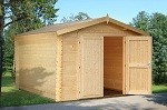 The Tours 28mm Garden House 2.96x3.60m