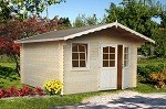 The Emma 34mm Garden House 3.8x3.2m