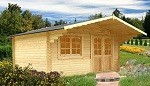 The Linda 44mm Superior Garden House 4.7x3.8m