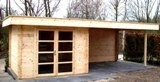 Harrison Log Cabin 6m x 3m