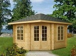 The Renate Elegant Garden Building 3.5 x 3.5m