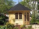The Veronica Elegant Summerhouse 2.89m