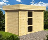 Novalie 19mm Log Cabin 3.00m x 2.00m including Floor