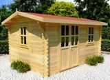 Rumus Log Cabin 4x3m Free Delivery