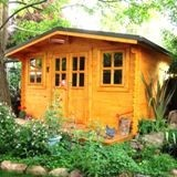 Oxford Log Cabin 4x3m Free Delivery