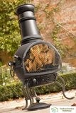 Hatten Medium Chimenea