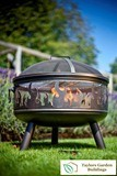 Madrid Firepit with Grill