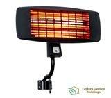 Sal Wall Mounted Patio Heater