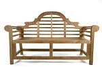 The Walton Teak Bench