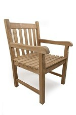 The Bethan Teak Arm Chair