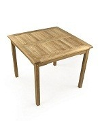 The Bethan Small Teak Table