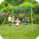 Jupiter Swing Set