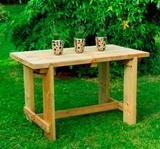 Forest Refectory Table 1.2m