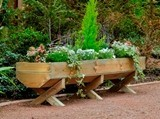 Forest Mini Garden Trough 1.8m