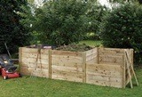 Forest Slot Down Compost Bin Extension Kit