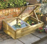 Forest Large Overlap Cold Frame