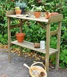 Forest Potting Table