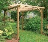 Forest Ultima Pergola Kit 3.6 x 3.6m