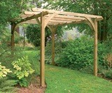 Forest Ultima Pergola Kit 2.7 x 2.7m