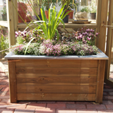 Forest Cambridge Planter 100x50