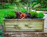 Forest Cambridge Planter 150x50